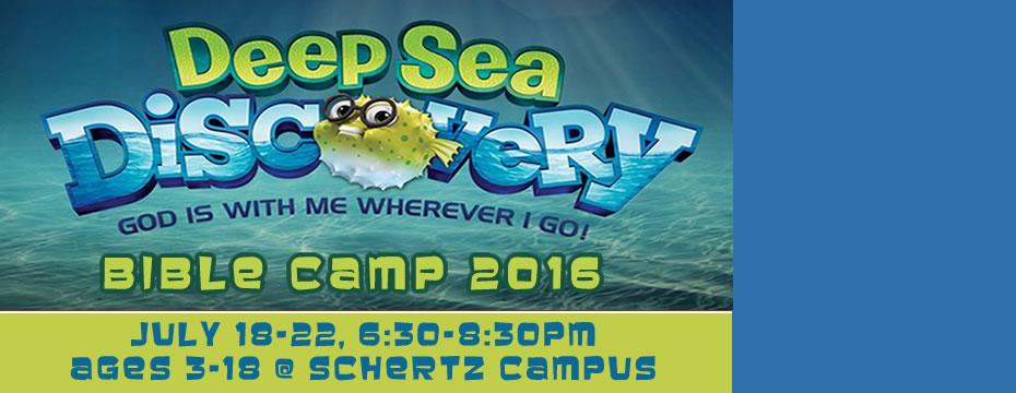 2016 Bible Camp