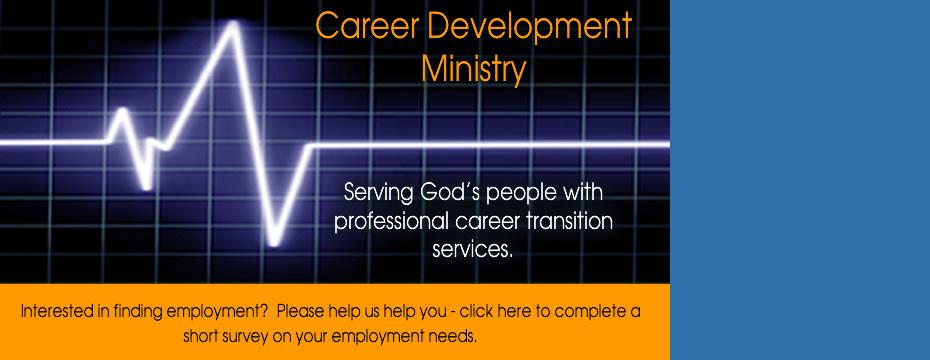 Career Development Ministry