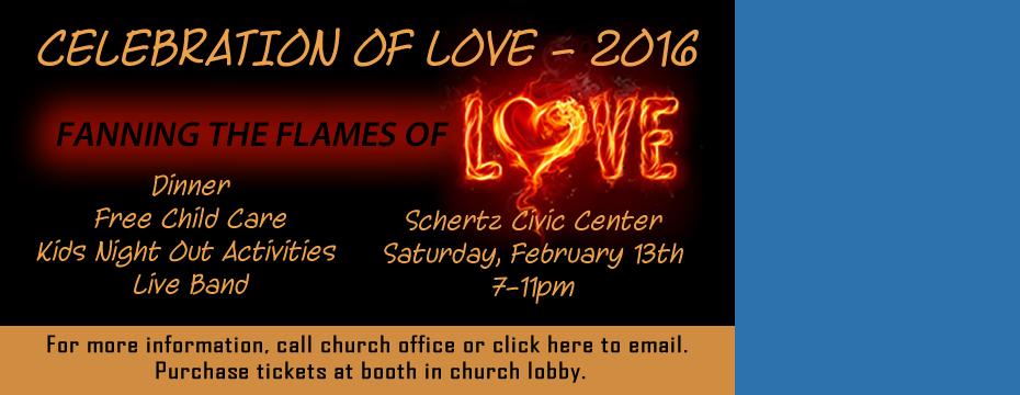 Celebration of Love - 2016
