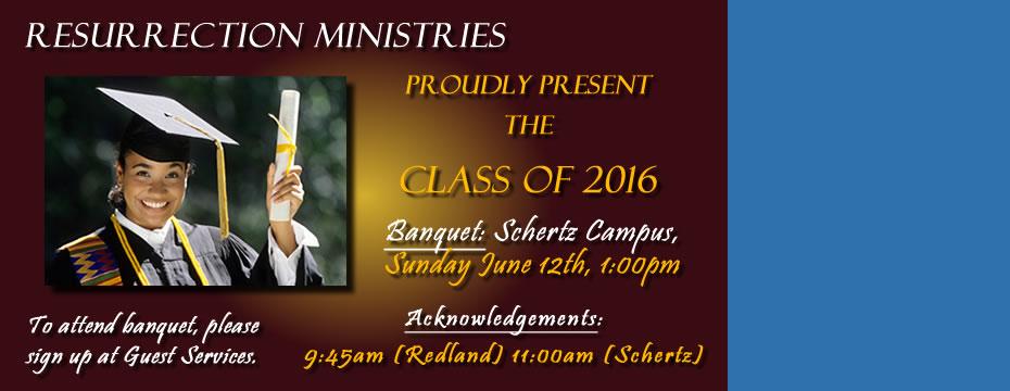 Celebrate our Grads