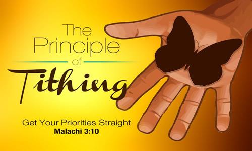 PrincipleTithing