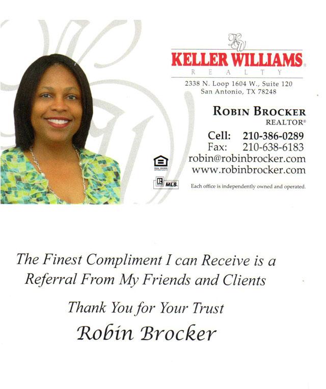 RobinBrocker