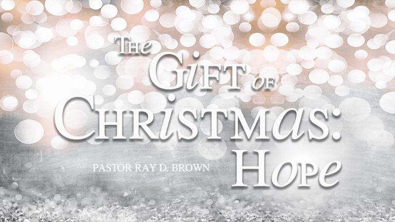 The Gift of Christmas_Hope