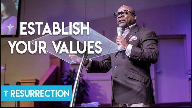 Establish Your Values