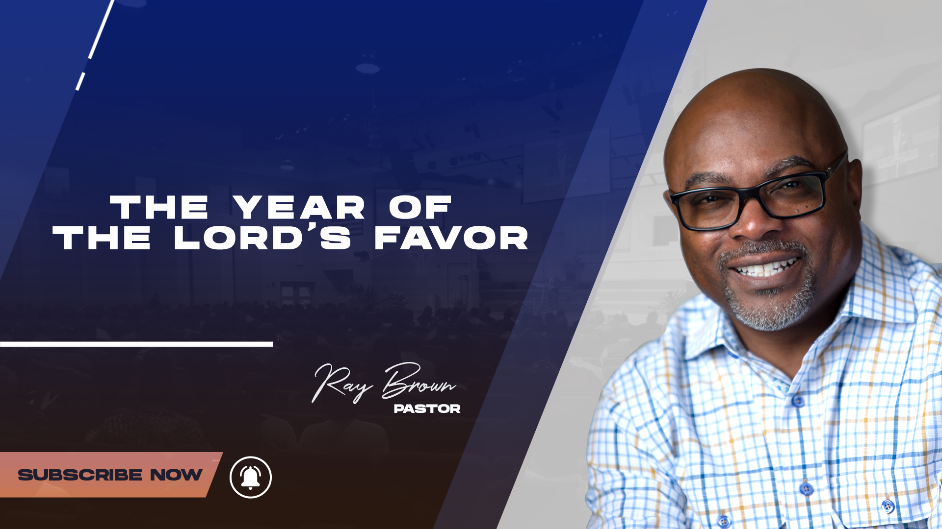 010321 THE YEAR OF THE LORD'S FAVOR_