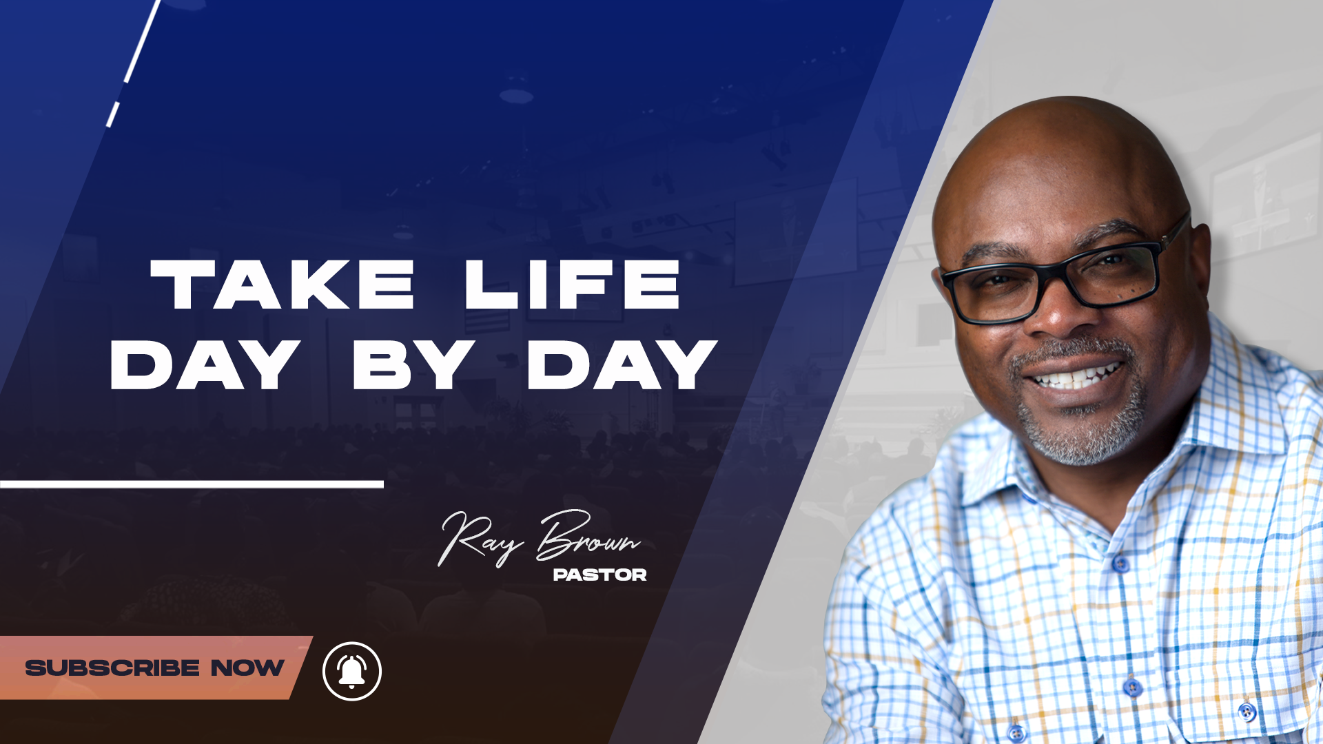 032821 TAKE LIFE DAY BY DAY